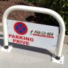 Arceau de signalisation parking